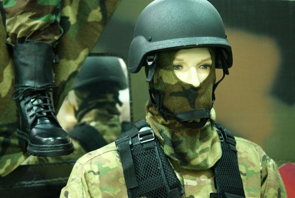 Выставка «Оружие и безопасность 2008» в Киеве. Ф ото: Владимир Бородин/The Epoch Times