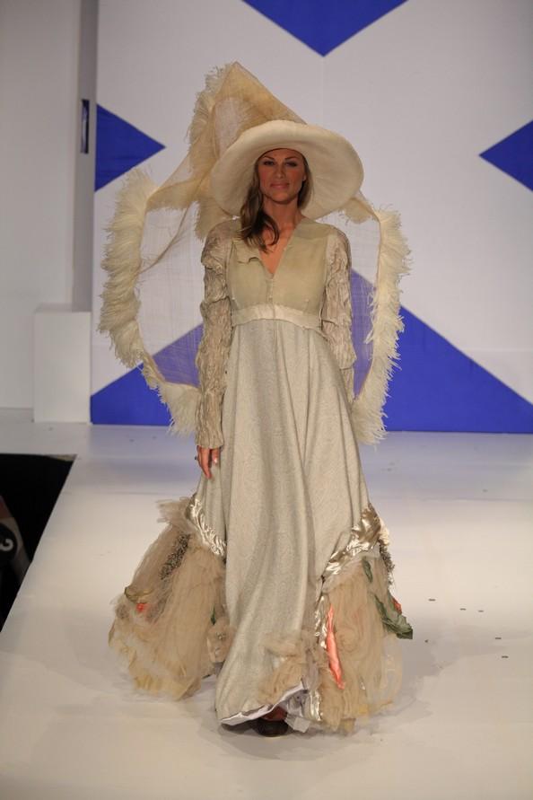 Шотландський костюм на заході «Із Шотландії з любов'ю». Фото: Thomas Concordia/Getty Images