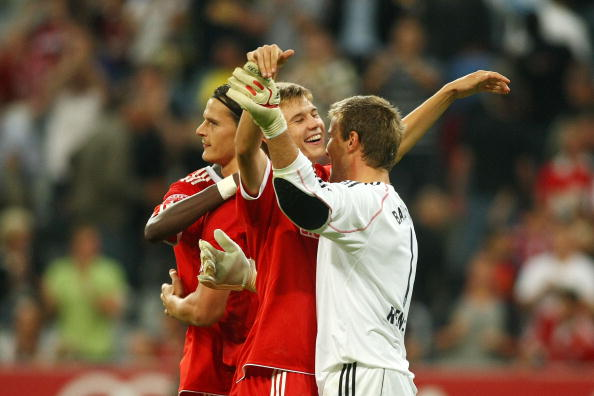 Бавария - Манчестер Юнайтед /Getty Images