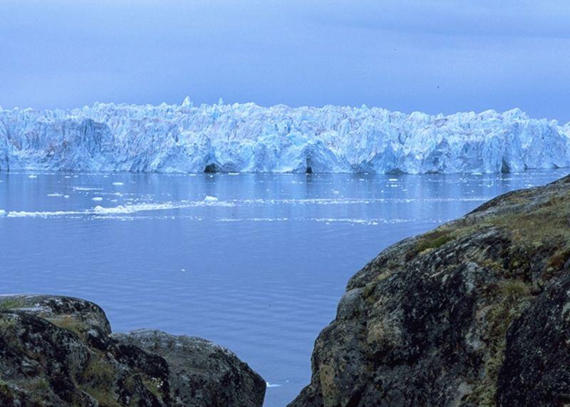 Ледяная красота: вид на ледяной фьорд Илулиссат, получивший статус мирового наследия ЮНЕСКО в 2004 году. Фото: Greenland Tourism /Steen Karup