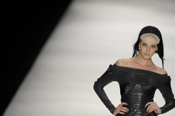 Неделя моды в Сан Пауло - Lino Villaventura. Фото MAURICIO LIMA/AFP/Getty Images