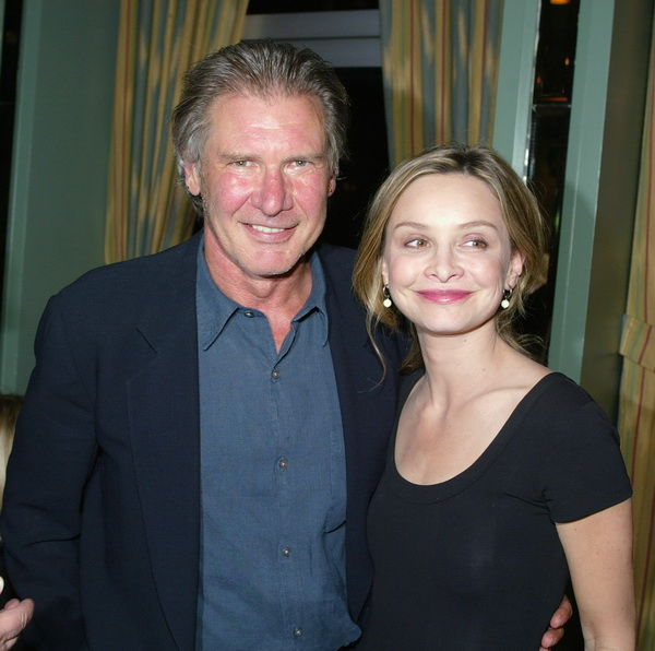 Актер Харрисон Форд и актриса Калиста Флокхарт обвенчались. Фото: Kevin Winter/Getty Images