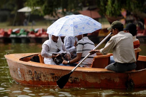 Нью-Дели, Индия. Фото: PRAKASH SINGH/AFP/Getty Images