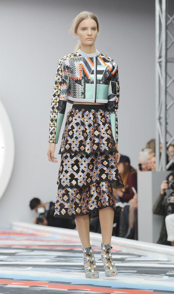 Лондонський тиждень моди (London Fashion Week). Фото: Stuart Wilson/Getty Images