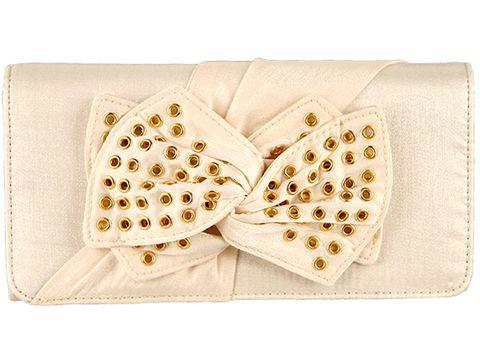 Сумочка з бантиком-метеликом. Фото з epochtimes.com