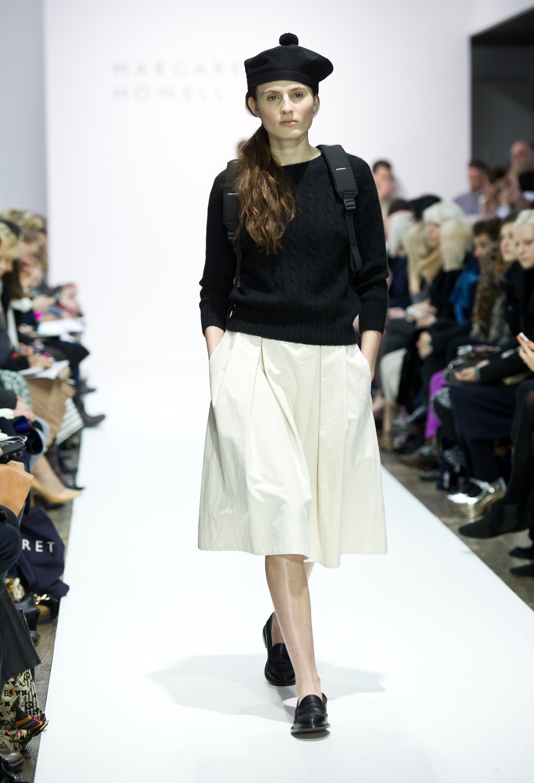 Колекція осінь-зима 2012 від британського дизайнера Margaret Howell на London Fashion Week. Фото: Ian Gavan/Getty Images