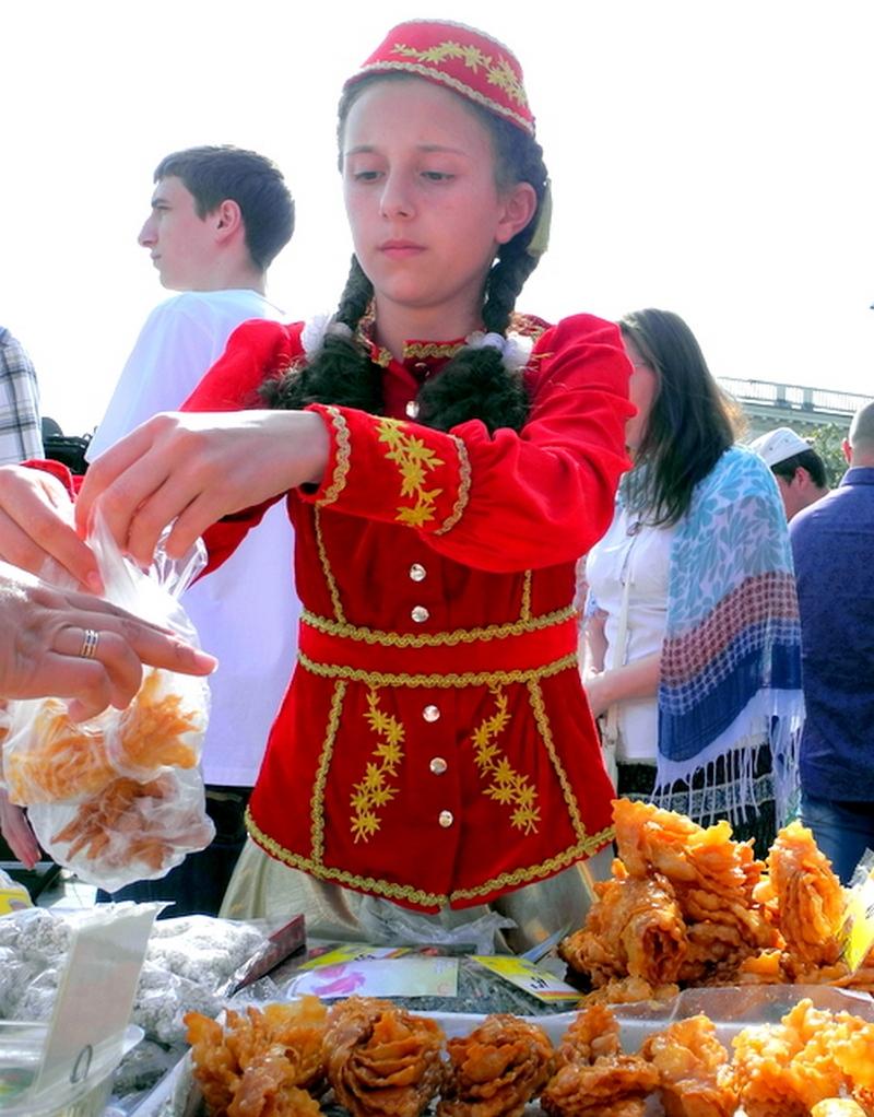 Фестиваль чебурека в Ялті. Фото: Алла Лавриненко/Велика Епоха