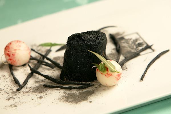 Іспанський ресторан Mugaritz. Фото: Kiyoshi Ota / Getty Images