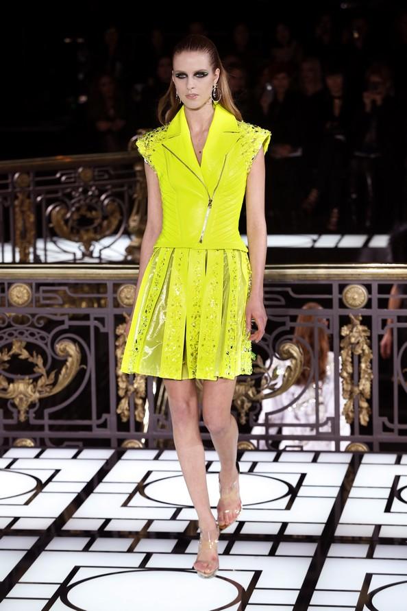 Atelier Versace на Тижні високої моди в Парижі. Фото: FRANCOIS GUILLOT/AFP/Getty Images