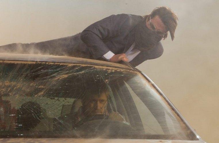 «Місія нездійсненна: Протокол Фантом». Кадр із фільму