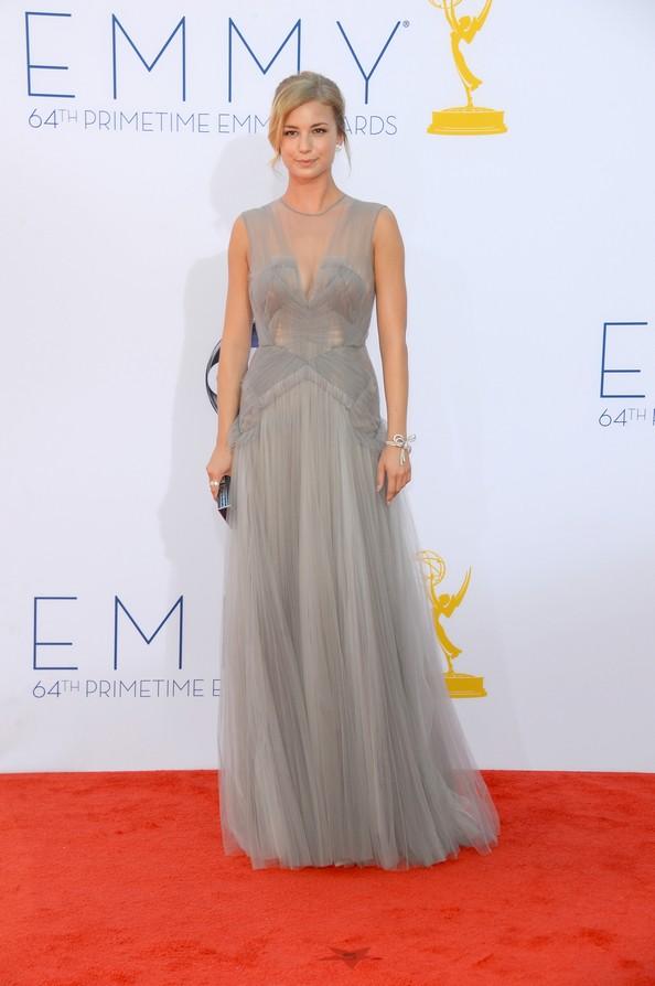 Розкішні сукні знаменитостей на Еммі-2012. Фото: Frazer Harrison/Getty Images