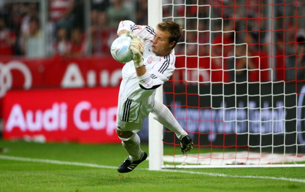Рензинг Бавария - Манчестер Юнайтед /Getty Images