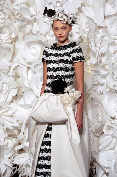 Коллекция дома Chanel. Фото: Getty Images