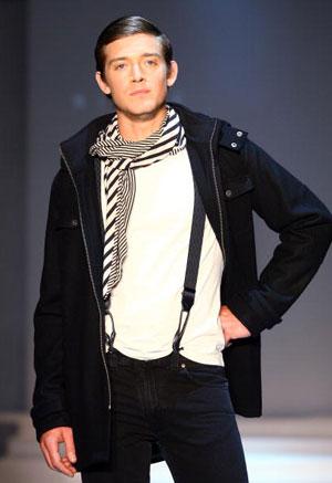 Показ моди Salon Show 2. Фото: Kristian Dowling/Getty Images