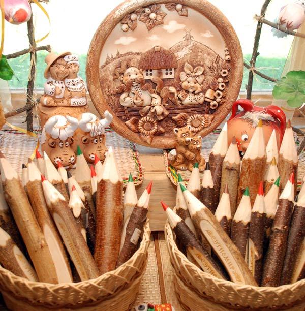 Этносувениры «Этномира». Фото: Юлия Цигун/Великая Эпоха