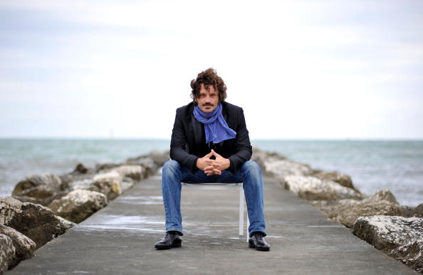 На 67-му Венеціанському кінофестивалі. Італійський актор Гуїдо Капріно (Guido Caprinoю) Фоторепортаж. Фото: Gareth Cattermole/Andreas Rentz/Pascal Le Segretain/Getty Images
