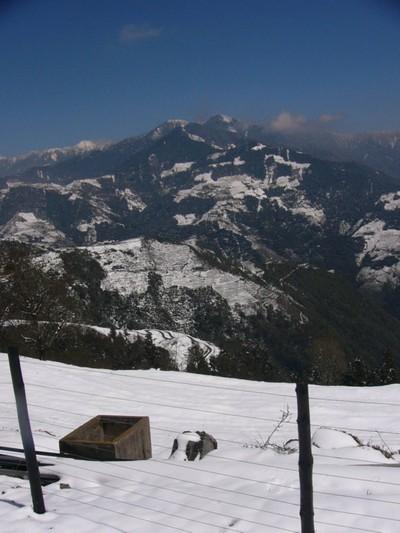 Горы Алишань. Фото: ЦАН