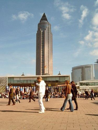 Во Франкфурте прошла 59-я Международная книжная ярмарка. Фото: Великая Эпоха