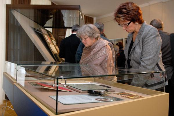 В Киеве открылась выставка посвященная жизни Степана Бандеры. Фото: Владимир Бородин/The Epoch Times