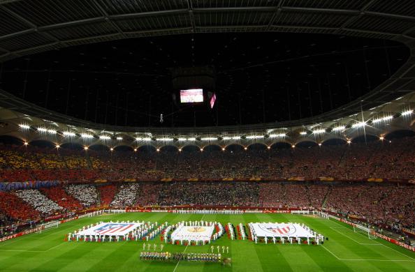 «Атлетико» - «Атлетик» Фото: Michael Regan, Alex Grimm, Shaun Botterill /Getty Images Sport