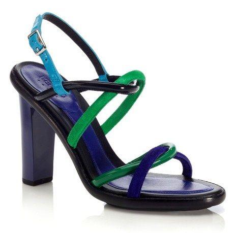 Модная обувь от Kenzo. Фото: shoes.stylosophy.it