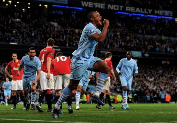 «Манчестер Сіті» - «Манчестер Юнайтед» Фото: Alex Livesey, Michael Regan /Getty Images Sport