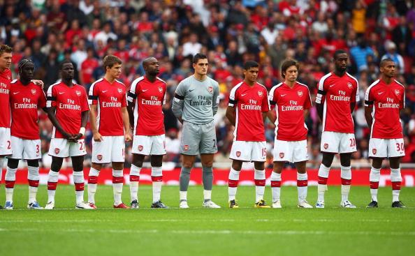 Арсенал - Атлетико 2:1 Phil Cole/Getty Images Sport
