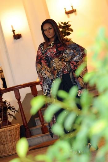 Показ коллекции на Неделе моды в Шри-Ланке. Фото: Getty Images