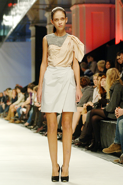 Коллекция Marc Philippe Coudeyre на kiev fashion days NEW LOOK OF KIEV. Фото: The Epoch Times Украина