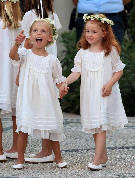 Весілля принца Греції Ніколаоса і Тетяни Блаватнік. Фоторепортаж. Фото: Chris Jackson / Getty Images