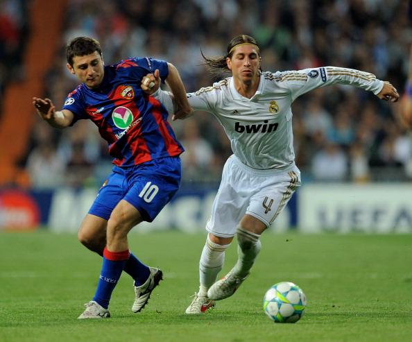 Реал Мадрид – ЦСКА Фото: Denis Doyle /Getty Images Sport