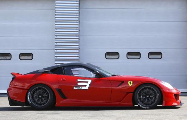 Новый спорткар Ferrari 599XX. Фото с etoday
