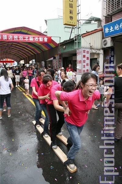 Свято Дуань-у. Змагання на човнах-драконах. Тайвань. 2010 рік. Фото: The Epoch Times