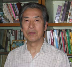 Професор Сунь Веньгуан. Фото з epochtimes.com