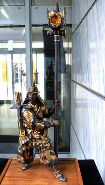 Выставка японского декоративно-прикладного искусства в Харькове. Фото: The Epoch Times Украина