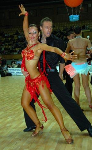 Участники Чемпионата Мира по спортивному танцу. фото: Владимир Бородин/Великая Эпоха.