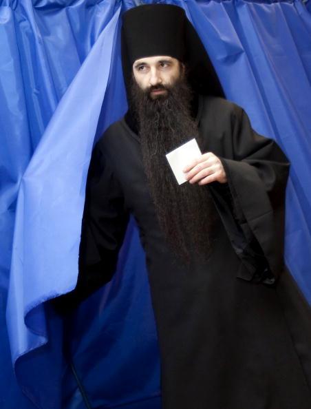 Президентские выборы в Украине. 7 февраля 2010г. Фото: AFP/Getty Images