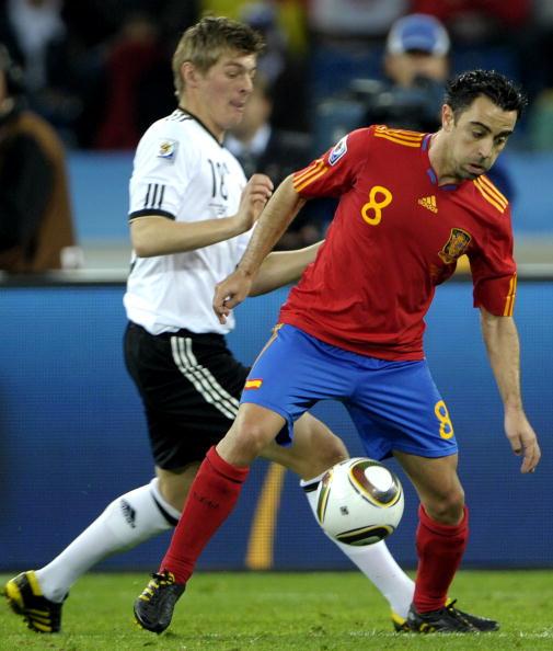 Німеччина - Іспанія Фото: Jasper Juinen, Joern Pollex /Getty Images Sport