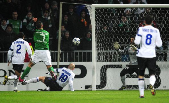 «Вердер» - «Інтер» Фото: JOHANNES EISELE, Joern Pollex /Getty Images Sport