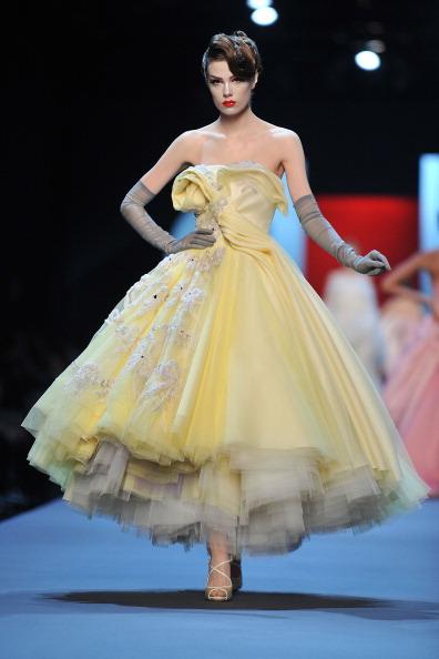 Показ колекції Christian Dior на Тижні моди 2011 в Парижі (2). Фото Pascal Le Segretain / Getty Images