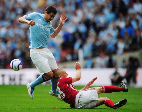 «Манчестер Сіті» - «Сток Сіті»Фото: Mike Hewitt, Alex Livesey /Getty Images Sport