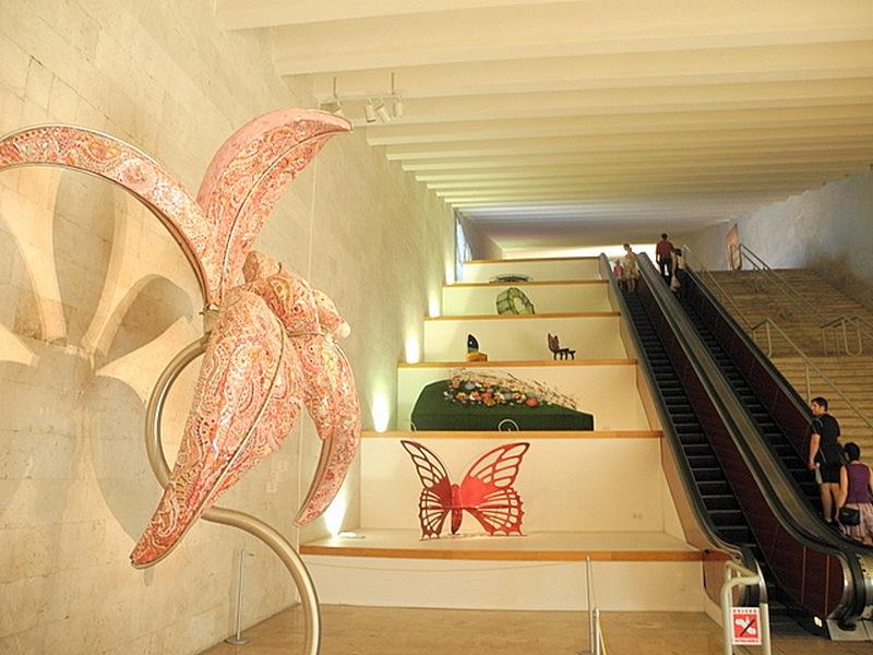 Музей-ескалатор Каскаду. Фото: Лавриненко/Велика Епоха