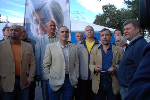 День памяти журналиста Анны Политковской. Фото: Юлия Цигун/Великая Эпоха