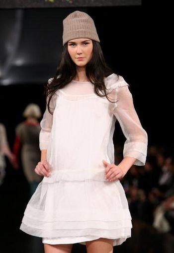 Фестиваль моды L'Oreal в Мельбурне. Одежда для женщин. Фото:getty Images
