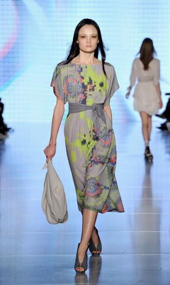 Колекція Ginger & Smart на австралійському Тижні моди весна-літо 2010/11. Фото: Stefan Gosatti/getty Images