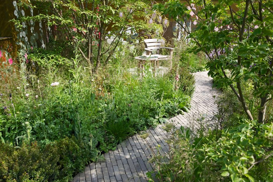 Сад Массачусетса. Магнолії, іриси і наперстянки сусідять з півоніями, маками і квітучими деревами кизилу. Фото: rhschelsea/facebook.com