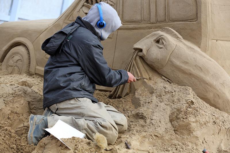 «Парк Юрського періоду». Фото: Matt Cardy/Getty Images