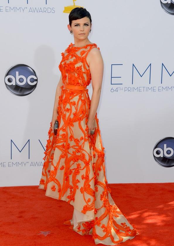 Эмми-2012: звёздные наряды. Фото: Frazer Harrison/Getty Images