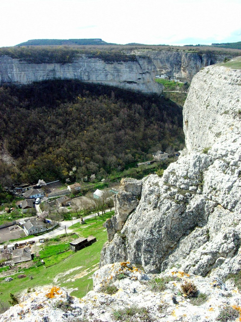 Панорама Бахчисараю. Фото: Алла Лавриненко/Велика Епоха
