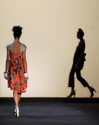 Неделя моды в Рио-де-Жанейро. Фото: VANDERLEI ALMEIDA/AFP/Getty Images